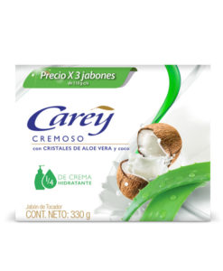 Carey Cremoso Coco y Aloe