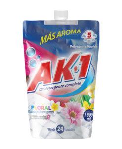 Dertegente Ak1 Líquido Floral