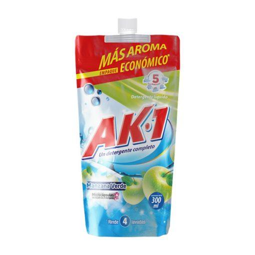 Dertegente Ak1 Líquido Manzana