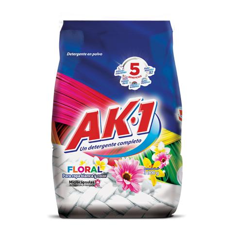 Detergente Ak1 Floral