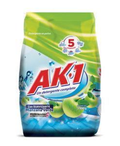 Detergente Ak 1 Manzana