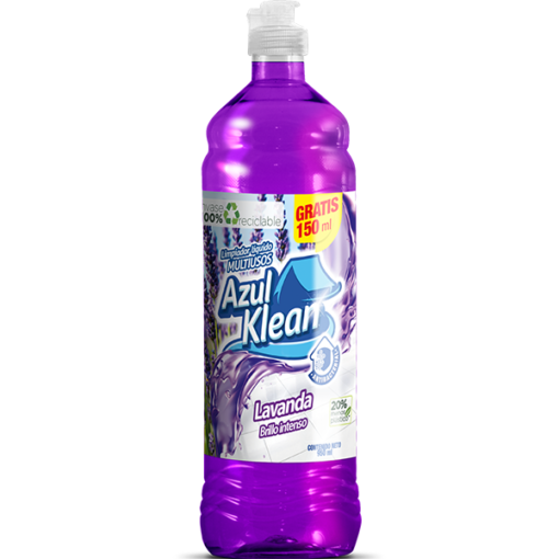 AzulKlean Lavanda Brillo 950ml