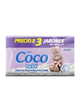 Jabón Coco Bebé