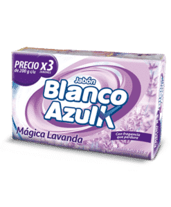 Jabón Blanco Azulk Mágica Lavanda