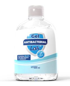 Gel Antibacterial LAK
