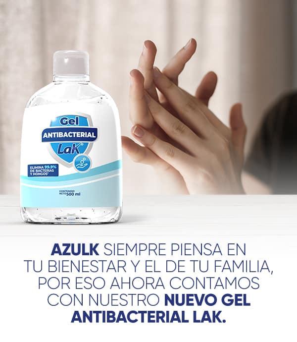 Banner Gel Antibacterial Lak 500ml