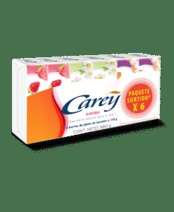 Jabón Carey Surtido