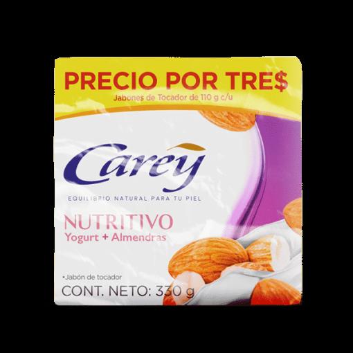 Jabón Carey Nutritivo