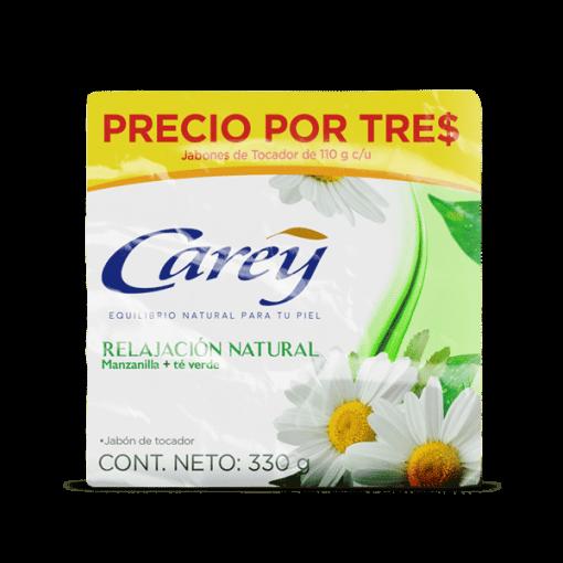 Jabón Carey Relajación Natural