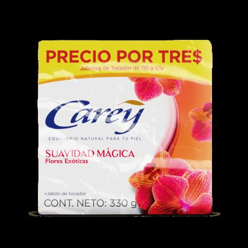 Jabón Carey Suavidad Mágica