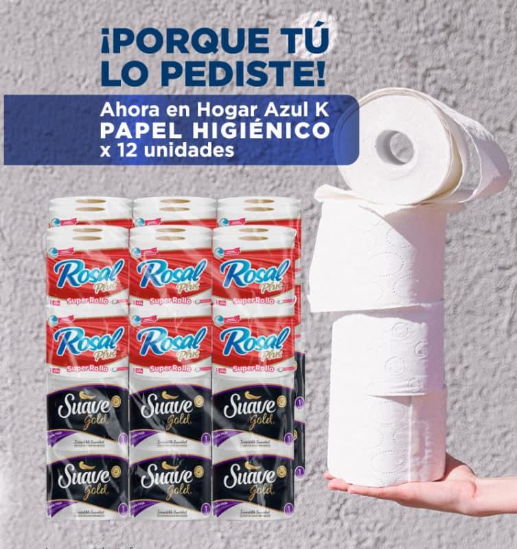 Banner Papel higiénico